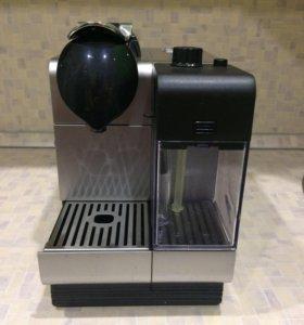 Кофемашина DeLonghi EN520 NESPRESSO Lattissima+