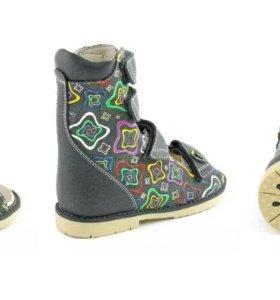 Ортопедическая обувь. Новые.