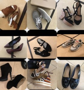 Обувь на размер 36-37 23,5см
