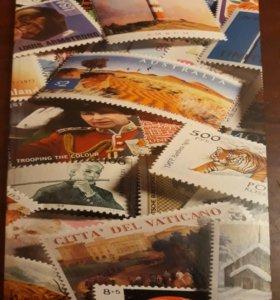 Кляссер-альбом для марок