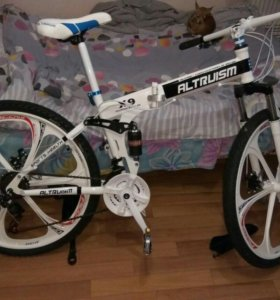 Горный велосипед Altruism x9