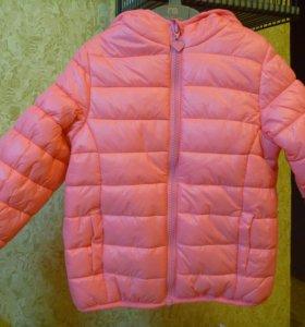 Mothercare новая курточка