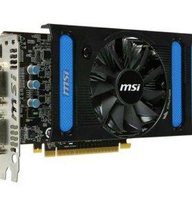 MSI GTX 650Ti 1GB