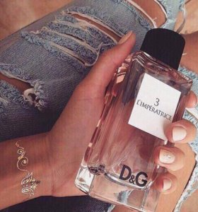 Туалетная вода Dolce&Gabbana 3 L'Imperatrice