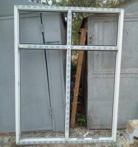 окна пластиковые бу