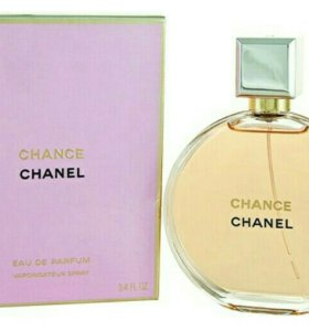 Chanel Chance(Eau de parfum,оригинал)
