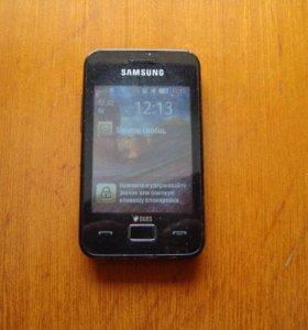 Samsung Star 3 Duos GT-S5222