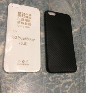 Чехлы на iPhone 6+, 7+