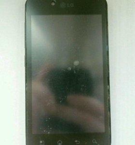 LG Optimus Black P970 Торг