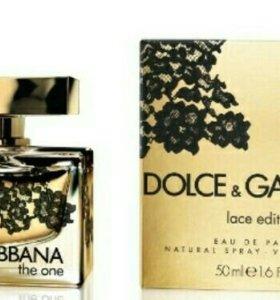 Dolce&Gabbana lace edition,(оригинал)