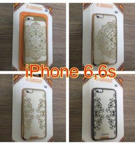 Чехлы iPhone 6,6s