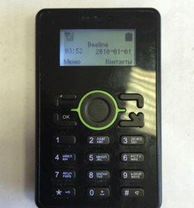 Minifon TDS12-1 Миниатюрный микротелефон