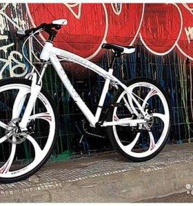 Велосипед Спортивный На дисках BikeMANWant