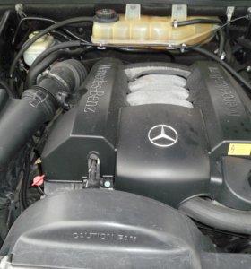 Мотор Mercedes-Benz ML-163 3.2