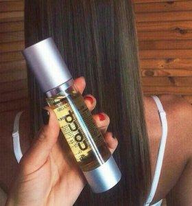 Аргановое масло сыворотка для волос DUDU