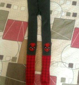 """колготки для мальчика """"человек паук"""""""