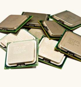 Процессоры Intel - AMD, список обновляется!