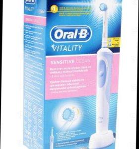 Зубная щетка ORAL-B Cross Action