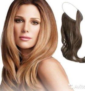 Волосы на леске (2 шт)
