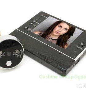 "Видеоглазок-звонок, с LCD монитором 3.5"""