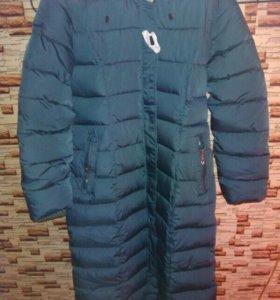 Новые зимние куртки!