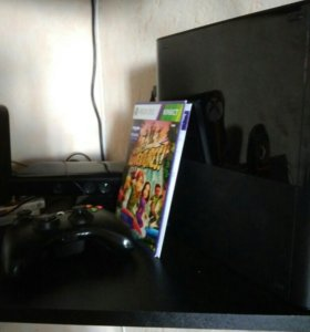 Xbox 360 Edition + Kinect + Игра для Kinect