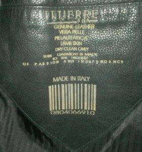 Diesel кожаная куртка б/у в отличном состоянии.