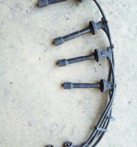 Высоковольтные провода ниссан