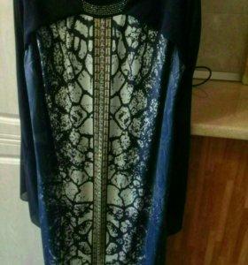Платье р 52-56