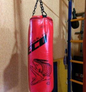 Детский боксерский мешок Leco