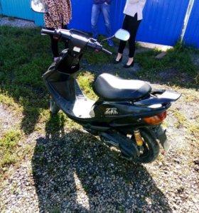 Yamaha Super Jog ZR ОБМЕН НА Alpha 72cc-110cc