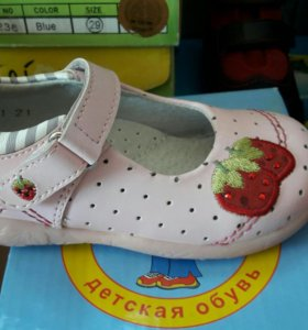 Туфли на девочки