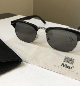 Солнцезащитные очки с диоптриями +2,0 новые