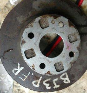 Тормозной диск на мазду