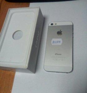Айфон 5, 16 гб