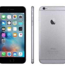 iPhone 6 Plus 16 gb space gray