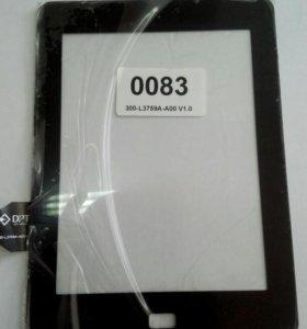 Тачскрин для планшета 300-L3759A-A00-V1.0 черный