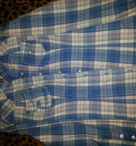 Рубашка для девочки 12-15