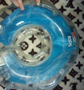 Стульчик для ванны+круг