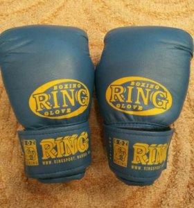 Перчатки боксерские boxing ring glove