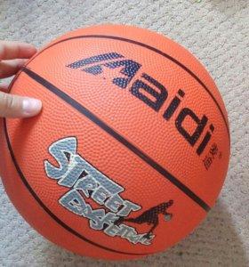 Мяч баскетбольный.НОВЫЙ.