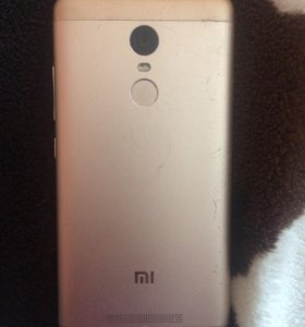 Xiaomi Redmi Note 3 Pro 16ГБ золотистый