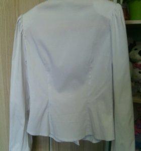 Школьная блузка для девочек