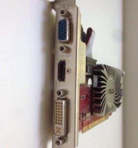 Видеокарта Radeon HD6450 ddr3 1gb