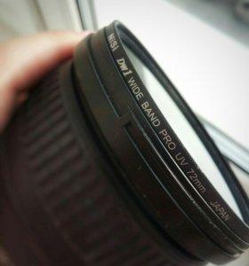 18-200 mm объектив Никон Nikon (Nikkor)