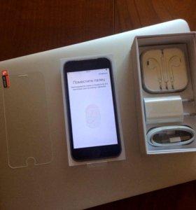 Apple iPhone 6 16 гб НОВЫЙ +подарок