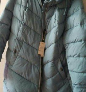 Куртка зимняя, р58-60