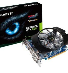 Nvidia gtx 650 1 GB gddr5