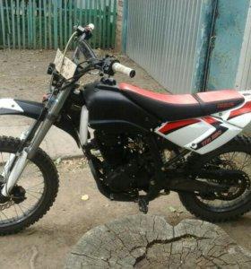 Irbiss кроссовый мотоцикл