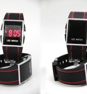 Спортивные светодиодные часы Intercrew 9016